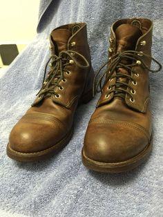 Red Wing Iron Ranger 8111 Boots 11D #RedWing #IronRanger