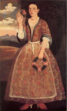 1739 Portrait of Deborah Glen