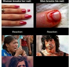 See the differences between guys and girls in funny photos Funny Gags, Funny Jokes, Hilarious, Guys Vs Girls, Bad Puns, Funny As Hell, Funny Photos, I Laughed, Women