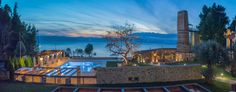 #kaminos  #Evian #Gulf #Greece #hotel #resort Holiday Time, Greece, Relax, Mansions, House Styles, Building, Nature, Hotels, Travel