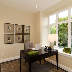 Office paint colors on Pinterest | Home Office, Paint Colors and Home