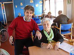 """""""Un geriátrico muy especial"""" Su historia en www.opusdei.es/art.php?p=48095"""