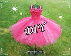 DIY ROSETTA Inspired Fairy Dress Kit for Girls, Dressup Gown, Flower Girl for Disney Wedding, Tutu Gowns For Girls, Girls Dresses, Rosetta Fairy, New Dress, Dress Up, Tea Length Skirt, Tutu Costumes, Fairy Dress, Fairy Princesses