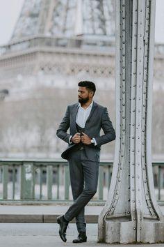 Photoshoot at the Bir Hakeim Bridge. Iconic views of Paris. Lifestyle, street style, Instagram shootings in Paris. Man fashion #philarty #lifestyle #fashion #parisfashionweek #blogger #fashionista #pfw #style #streetstyle #parisphotoshoot #parisphotographer #photographerinparis #elopement #destinationphotographer #bestparislocations #parislocations #bestviewsofparis #topparisviews #topparisphotographers #destinationphotographer #love #parisblogger #man #handsome #manfashion #boy #paris… Last Tango In Paris, Man Fashion, Fashion Design, Paris Metro, Over The Bridge, Beautiful Paris, Paris Style, Style Instagram, Wonderful Picture