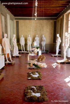 mostra MODA ETICA 2013 - STUDIO ROSAI - #Firenze #modaetica #ethicfashion #ethical #ethicalfashion #green #sustainable #fashion #arualdem #contemporaryjewelry #gioiellicontemporanei #gioeilli #contemporanei #contemporaneo#paperart