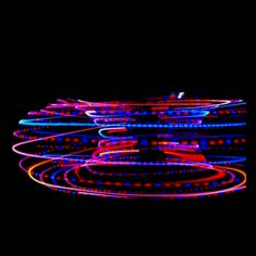 Led hoop Led Hula Hoop, Led Hoops, Hula Hooping, Pixies, Psychedelic, Spinning, Neon Signs, Fractals, Tutus