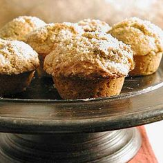 Pumpkin Muffins | CookingLight.com