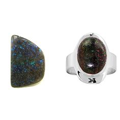 BLACK MATRIX OPAL STONE