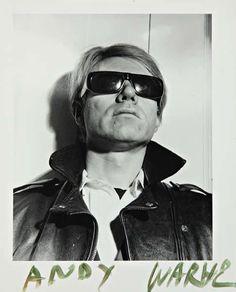 Happy birthday Andy Warhol!