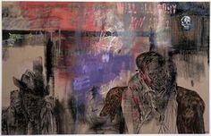 Agent Orange, 1993 by Leon Golub
