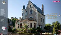 Le Manoir Saint Thomas est un hôtel de luxe à #Amboise, au coeur des Châteaux de la #Loire.