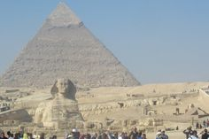 Or from another angle  The Sphinx
