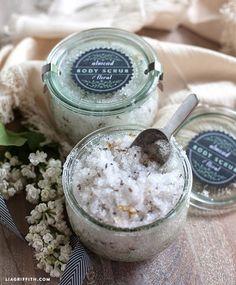 KILIKA * HECHO A MANO: Cosmética natural hecha a mano.Sal marina y aceite de almendras