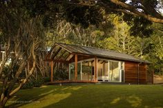 Seaside Cabins on ArchiPro