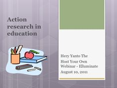 Action research in education                                                                                                                                                                                 More