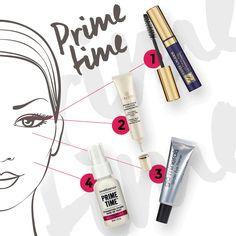 Fundiert GRUNDIERT! Diese Primer sind die ideale Basis für ein lang anhaltendes Make-up. #EsteeLauder #Collistar #GloMinerals #BareEscentuals