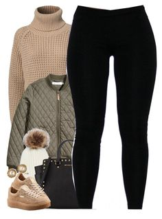 """Untitled #1610"" by power-beauty ❤ liked on Polyvore featuring Hope, H&M, MICHAEL Michael Kors, Puma and Chanel"