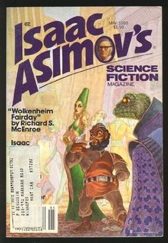Isaac Asimov's Science Fiction Magazine, May 1980 (Vol. 4, No. 5) by Richard S. McEnroe, Stephen Tall. Contributors include Isaac Asimov, http://www.amazon.com/dp/B000UUAG2M/ref=cm_sw_r_pi_dp_ORACrb0W733J9