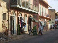Saint Louis en Senegal