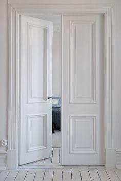 Master Bedroom Enterance