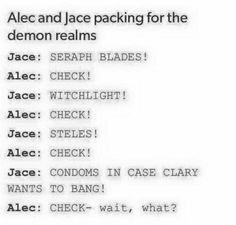 Alec Lightwood // TMI // The Mortal Instruments // Jace Herondale