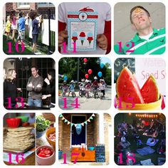 30 Block Party Ideas
