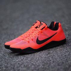 e56bc0066bb2 Nike Kobe 11 EM Barcelona Release Date. The Nike Kobe 11 EM Barcelona comes  dressed in Bright Mango