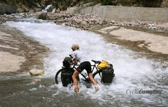 Bicycle Touring in Tibet. Journal of a journey on the Yunnan highway. http://www.cyclocampingforum.com