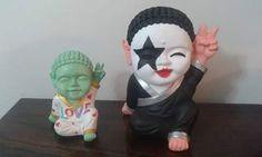 Mini Buda Love y Kiss Rock