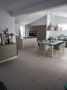 My home #huscompagniet #kitchen #madværksted #hay #aboutachair #normanncopenhagen #belllamp #vp   #flowerpot #svanekøkkenet