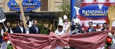 Ratatouille Ride Opens today 10th July 2014 at Disneyland Paris with thedreamtravelgroup.co.uk