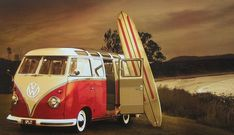 "Buzz-Kill Dude! California Surfers Lament End of ""Hippie Van ..."