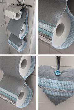 Dass ichhier mal Fotos von WC-Rollen und unserem Badezimmerzeigen würde, hätte ich ja nicht gedacht. :-) Da es darin aber nun allerle...