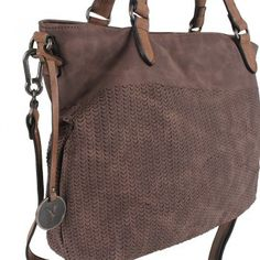 Suri Frey Damen Shopper 10234 Ruby braun