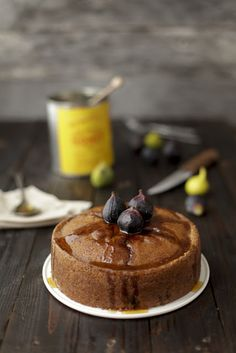 Always With Butter: Figgy Cake