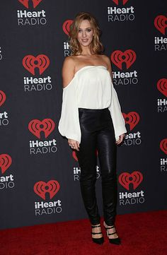 Actress Yael Grobglas attends the 2016 iHeartRadio Music Festival Night 1 at TMobile Arena on September 23 2016 in Las Vegas Nevada