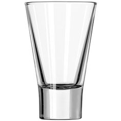 Libbey Glassware is the innovative leader in North America in producing durable, quality glassware for the food service industry. This case of tall rocks glasses makes a fine addition to any restaurant or cafe.