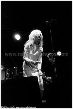 Bilzen 1978 Blondie Debbie Harry, First Crush, Blondies