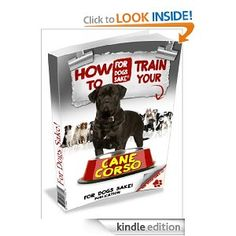How to Train Your Cane Corso,$4.99$0.00
