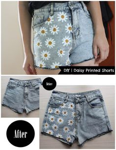 bd89cd2aa0d 17 Creative DIY Ways To Update Old Denim Shorts For This Summer
