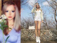 human doll  | Valeria Lukyanova | Human dolls