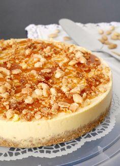 Cheesecake zucca e mandorle
