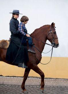 Feira de S. Martinho (horse fair, november) Golegã #Portugal 10 dni w siodle