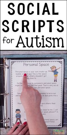 Use social scripts to help kids with autism or others who struggle with social situations. These are over 50 social scripts focusing on life skills, friendships, skills at school, and managing emotions. Skills cover everything from brushing your teeth to Social Stories Autism, Social Skills Autism, Social Skills For Kids, Teaching Social Skills, Social Emotional Learning, Teaching Kids, Learning Apps, Autism Activities, Sensory Activities
