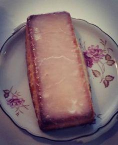 Starbucks Citroencake gemaakt door ZOET. #Starbucks #Citroencake #Cake #Delicious #zoet #zeist #theeroom #lunchroom