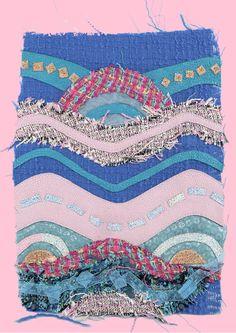 Roberta Einer, textile detail