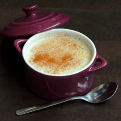Arroz Con Leche-  Spanish traditional dessert with rice..A prefect pudding to enjoy after a heavy meal.