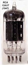 RCA 12AX7 Tube