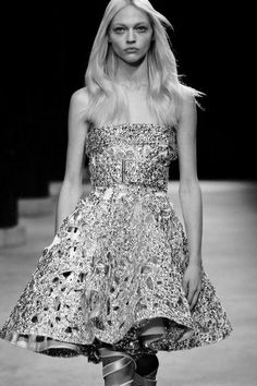 GivenchySS 2008 Haute Couture
