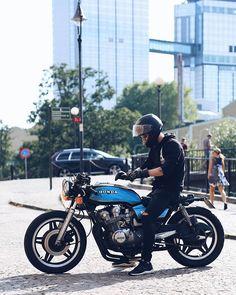 "928 Likes, 8 Comments - Los Perdidos (@losperdidos_) on Instagram: ""@martinmysberg Super clean Honda CB750 #custombike #caferacersofinstagram #croig #caferacerxxx…"""